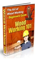 Free Book - Woodworking 101