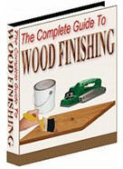 Free Book - Complete Guide to Wood Finishing