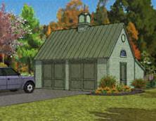 Our Loft Garages | Loft Garages