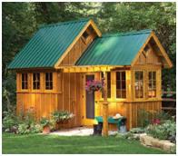 Handyman Garden Shed Plans