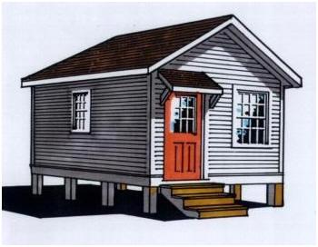 20x40 sq ft cabincottage plans free joy studio design for 20x40 cabin