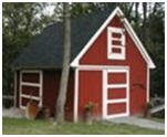 Mini Pole Barn Building Plans