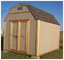 Gambrel Shed Blueprints