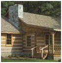 log Cabin Building Plans