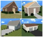Do It Yourself Shed and Small barn Design Software