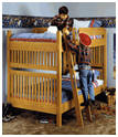 Bunk Bed Building Plans from WOOD Store