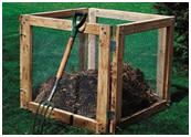 Do It Yourself Compost Bin