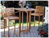How to Build Patio Chairs and Table