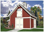 Free Small Pole Barn Plans