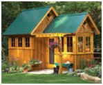 All Purpose Garden Shed Building Plans