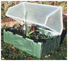 Do It Yourself PVC Pipe Coldframe