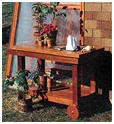Do It Yourself Portable Potting Bench