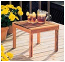 Patio Dining, Coffee or End Table