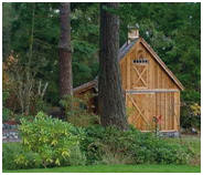 Candlewood Mini-Barn Plans