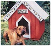 Do It Yourself Dog House Plans