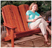 Adirondack Chair Project Plans