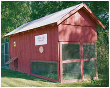 Chicken Coop Plans from Tartar Farm and Ranch Equipment