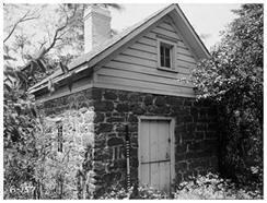 XH-SH-NJ-1826-Zabriski-Smokehouse-Small Smokehouse Designs on old timey, building walk, back yard, old meat,