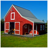 Backyard Pole Barn Building Plans