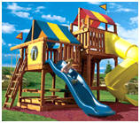 Playground Kits from Detailed Play Systems