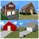 Plan3D Barn, Garage and Shop Design Software