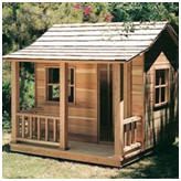 Do It Yourself Play Cabin Building Plans