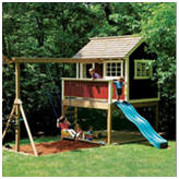 Do It Yourself Play Fort Building Plans
