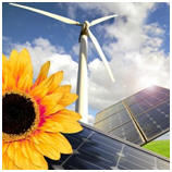 Green Living Guide and Do It Yourself Solar Panel and Windmill Plans