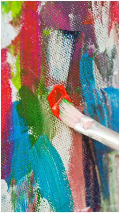free do it yourself art lessons beginner acrylic painting