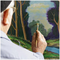 Free Oil Painting Lessons -  Follow free tutorials by talented artists to learn their techniques and tips.