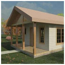 Downloaf Free Plans for Cabins, Cottages and Small Homes