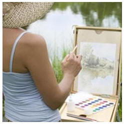 Free Watercolor Lessons - Choose from any of hundreds of free lessons and tutorials from some of today's most talented watercolor artists.