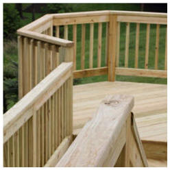 Free Deck Plans, Projects and Building Lessons: Learn How to Build Your Own Deck and Deck Furnishings