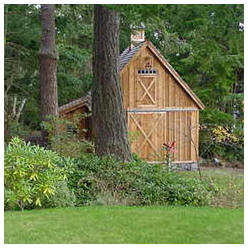 Download Free Plans for Any of Dozens of Different Sheds and Mini-Barns