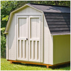 Dozens of Free Shed Plans