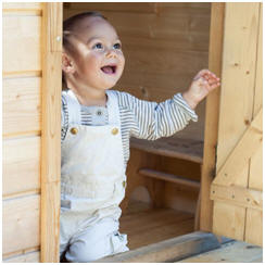 Download Free Childrens' Play House Plans