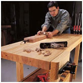 Wood Shop Frurnishing Plans from Popular Woodworking Magazine