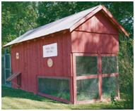 Free 1895 Style Chicken Coop Building Plans fromTartar Farm and Ranch Equipment