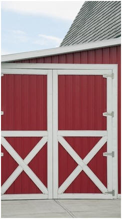 Free Small Barn Plans - Choose from dozens of practical designs and then print free construction drawings.