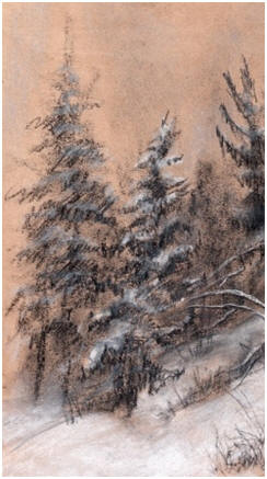 Learn how to draw beautiful landscape scenes in pencil or charcoal. Check out a list of some of the best artists' demonstrations and do-it-yourself lessons.