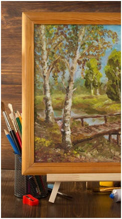 Learn how to paint gorgeouslandscapes. Follow talented landscape artists' lessons and easy-to-follow demonstrations.