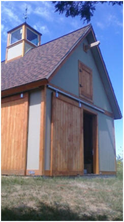 genoa one information amish sheds and built the barns at by blog current weaver on barn rentals rustic s ohio of from ravines cabin country delivered