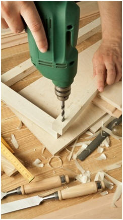Learn How to Work With Wood - Click to start a rewarding new skill, craft, hobby or small business. Find and follow hundreds of lessons, tips, tricks and techniques from professional woodworkers.